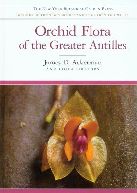 Orchid Flora of the Greater Antilles