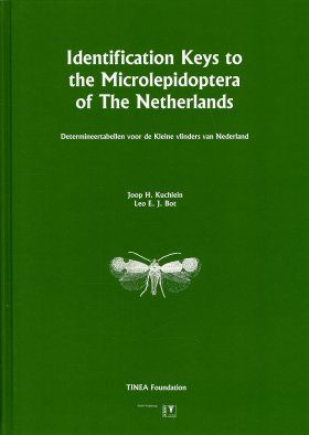 Identification Keys to the Microlepidoptera of the Netherlands