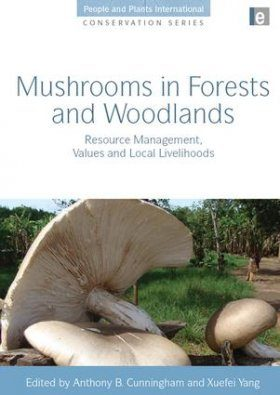 Mushrooms in Forests and Woodlands