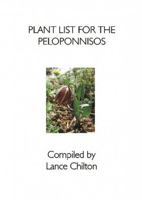 Plant List for the Peloponnisos