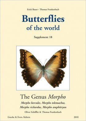 Butterflies of the World, Supplement 18 [English]