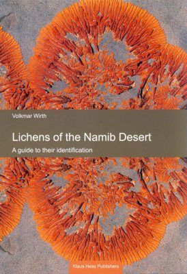 Lichens of the Namib Desert