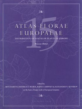 Atlas Florae Europaeae, Volume 15 [English]