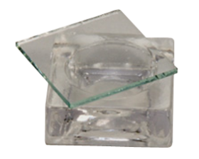 Glass Staining Block