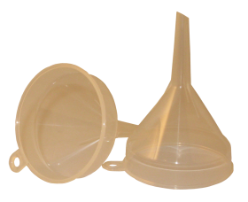 Medium Plastic Funnel