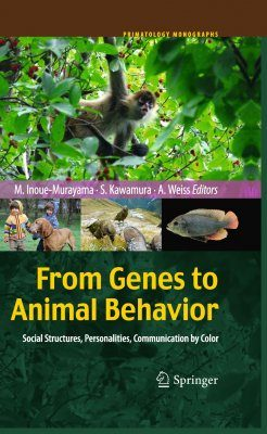From Genes to Animal Behavior