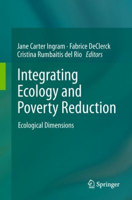 Integrating Ecology into Poverty Alleviation and International Development Efforts