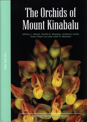 The Orchids of Mount Kinabalu (2-Volume Set)