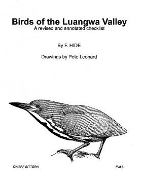 Birds of the Luangwa Valley