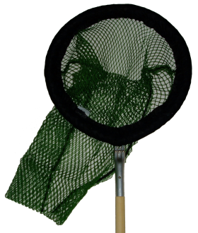 Primate Net With Aluminium Handle