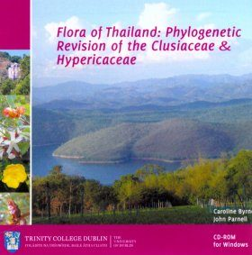 Flora of Thailand: Phylogenetic Revision of the Clusiaceae and Hypericaceae