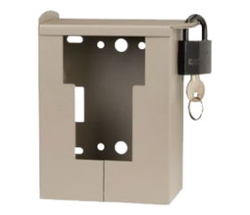 Security Case for Bushnell Trophy Cam and NatureView Essential Cameras (119653C)