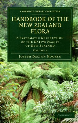 Handbook of the New Zealand Flora (2-Volume Set)