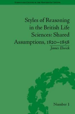 Styles of Reasoning in the British Life Sciences