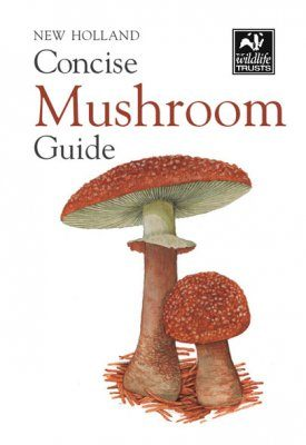 New Holland Concise Mushroom Guide