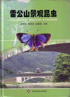Insects from Leigongshan Landscape [Chinese]