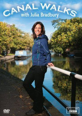 Julia Bradbury's Canal Walks - DVD (Region 2)