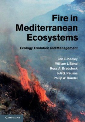 Fire in Mediterranean Ecosystems