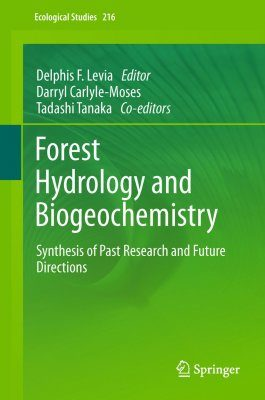 Forest Hydrology and Biogeochemistry