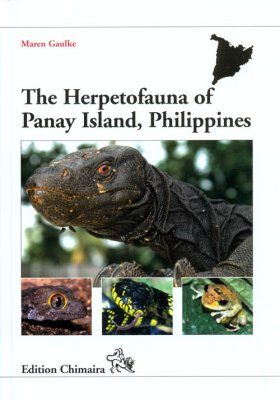 The Herpetofauna of Panay Island, Philippines