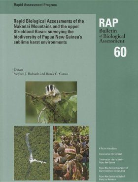 Rapid Biological Assessments of the Nakanai Mountains and the Upper Strickland Basin