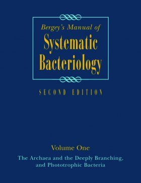 Bergey's Manual of Systematic Bacteriology, Volume 1