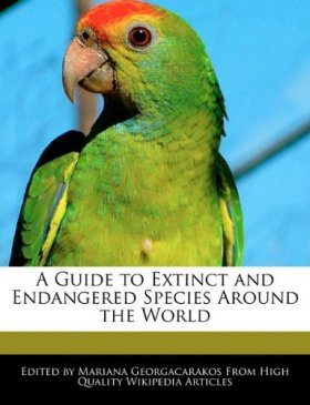 A Guide to Extinct and Endangered Species Around the World