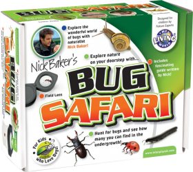 Nick Baker's Bug Safari
