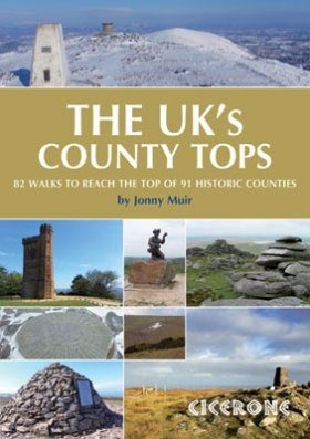 Cicerone Guides: The UK's County Tops