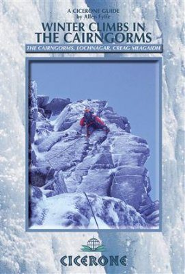 Cicerone Guides: Winter Climbs in the Cairngorms