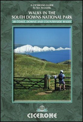 Cicerone Guides: Walks in the South Downs National Park