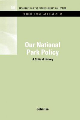 Our National Park Policy