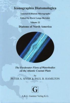Iconographia Diatomologica, Volume 22: Diatoms of North America