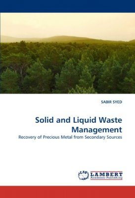 Solid and Liquid Waste Management