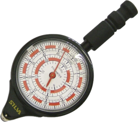 Silva Mechanical Map Measurer