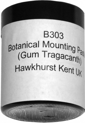 Botanical Mounting Paste