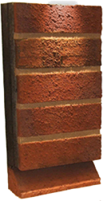 Habibat Bat Box - Custom Brick Facing