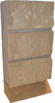 Habibat Bat Box - Custom Stone Facing