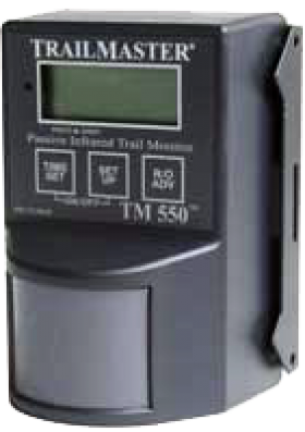 TrailMaster TM550 Passive Infrared Trail Monitor