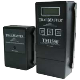 TrailMaster TM1550-PS Active Infrared Trail Monitor