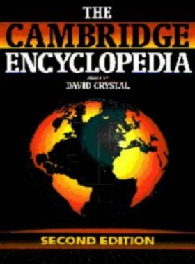 The Cambridge Encyclopaedia