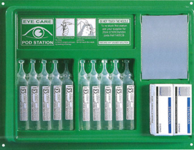 Eye Wash / Wound Wash 20ml Pod Station