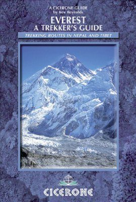 Cicerone Guides: Everest - A Trekker's Guide