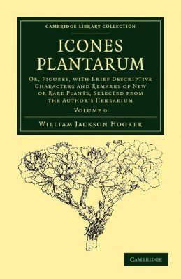 Icones Plantarum, Volume 9