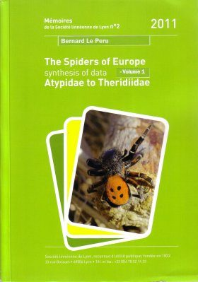 The Spiders of Europe, a Synthesis of Data, Volume 1