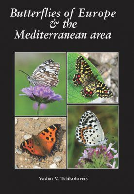 Butterflies of Europe and the Mediterranean Area