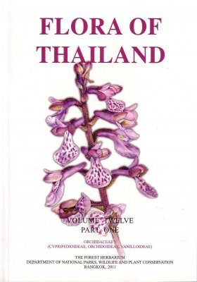 Flora of Thailand, Volume 12, Part 1