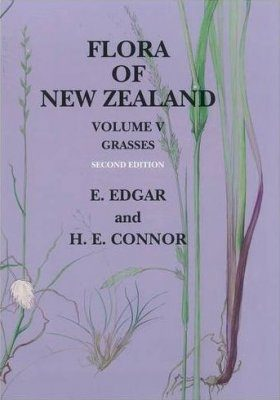 Flora of New Zealand, Volume 5