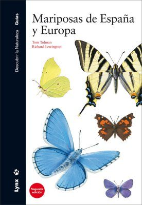 Mariposas de España y Europa [Butterflies of Spain and Europe]