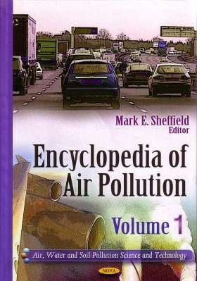Encyclopedia of Air Pollution (2-Volume Set)